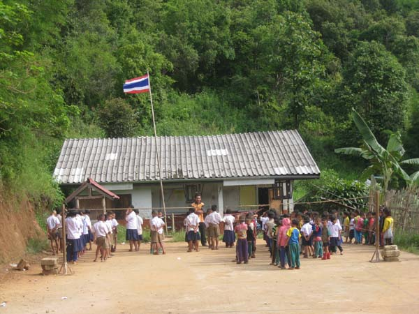 Hill-Tribe School